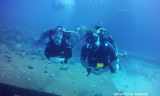 Diving Trips in Werrington, United Kingdom
