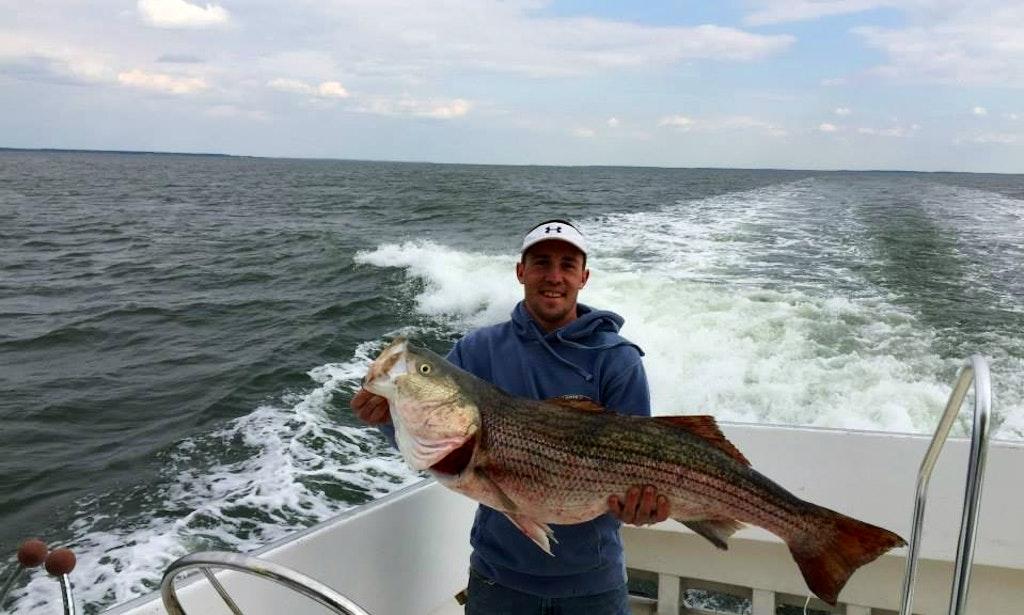 Head Boat Fishing Charter In 5 Bay Hundred Maryland