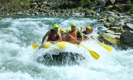 Rafting Trips In Turkey