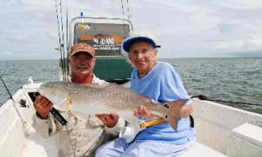 24 39 center console fishing trips in rockport texas united for Rockport fishing charters