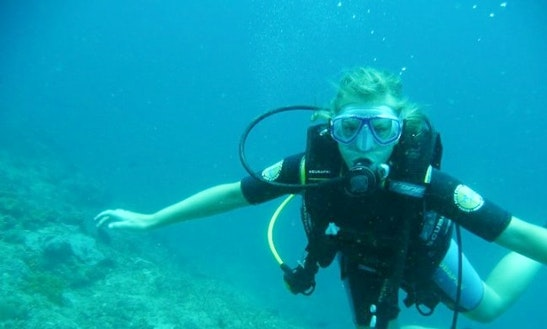Padi Diving Program In Malindi