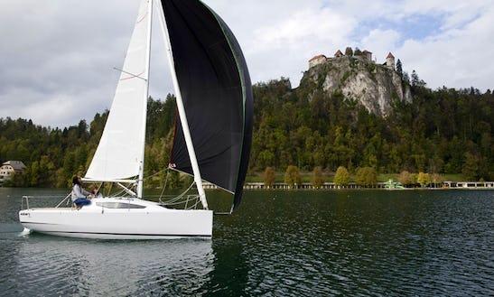 Elan E1 Cruising Monohull Charter In Gdynia