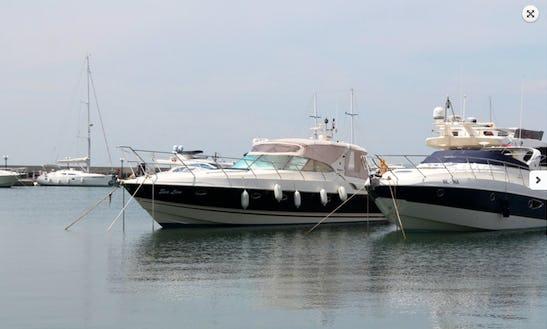 Marincraft 45 Open Motor Yacht Charter In Nessebur