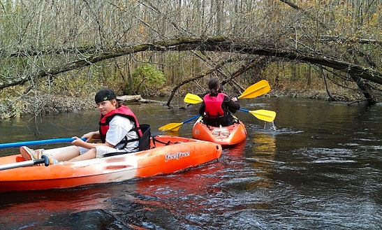 Single Kayaking Trips In West Columbia
