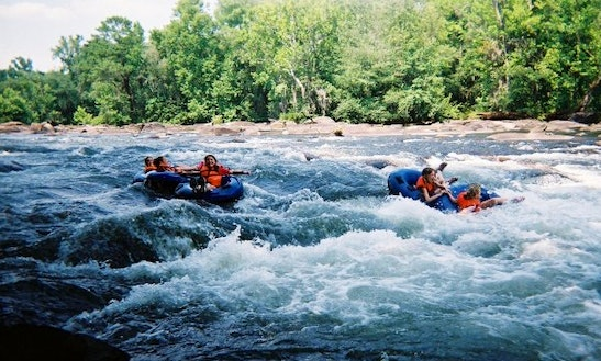 Tubing Trips In West Columbia