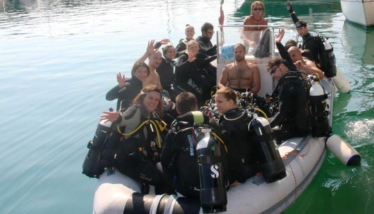 Rib Diving Trips In Milan, Italy