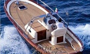 Amazing 24' Eco Tours in Capri, Italy