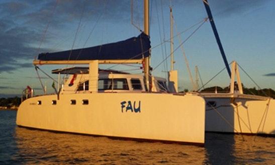 Catamaran Ocema 42´ In Salvador, Bahia