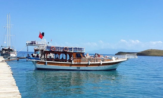 Daily Boat Trips In Turkey