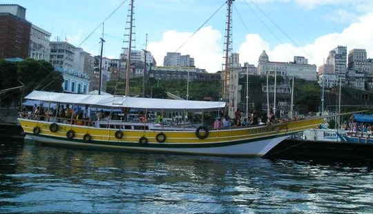 Sightseeing For R$60 Per Hour In Salvador, Bahia