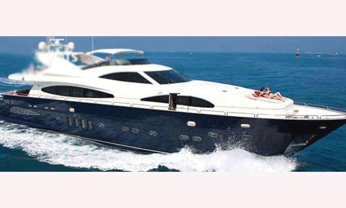 102' Astondoa Luxury Yacht