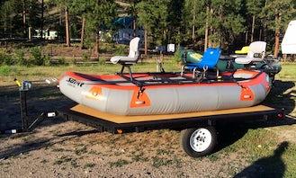 "13'6"" Sotar SL Raft Rental"