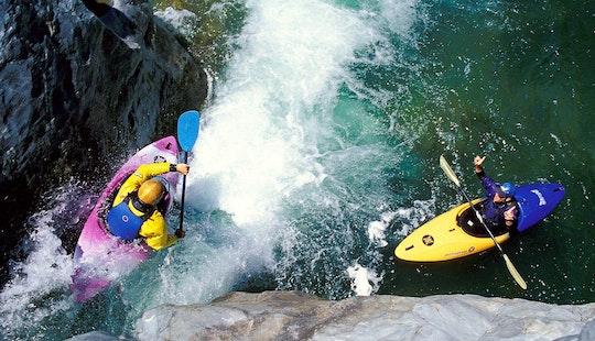 Kayak Lessons Ljubljanica, Soča, Kolpa, Slovenia