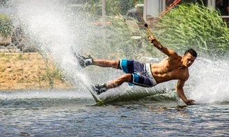Water Skiing Experience for All Ages in Pinneberg, Germany