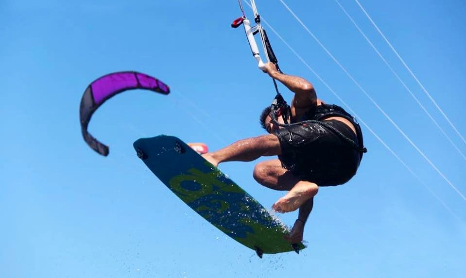 Kitesurf Lessons On Garda Lake