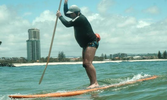 Try A Paddleboard Rental Or Lessons In Currumbin, Australia