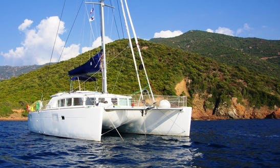 Lagoon 440 Catamaran