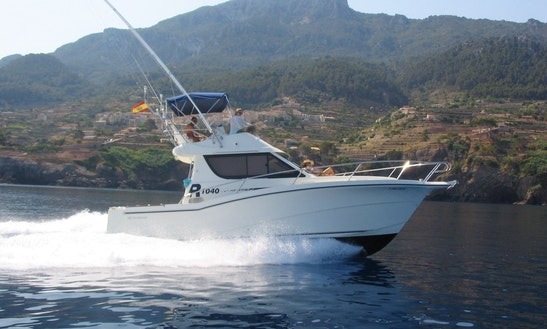 Sport Fisherman Fishing Charter In Alcúdia