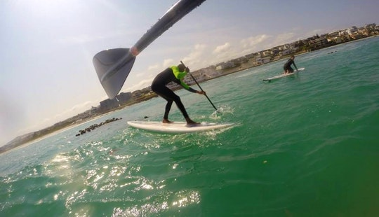 Paddleboard Rental & Lessons In Cape Town, South Africa