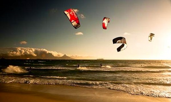 Kiteboarding Rental & Lessons In Cape Town, South Africa
