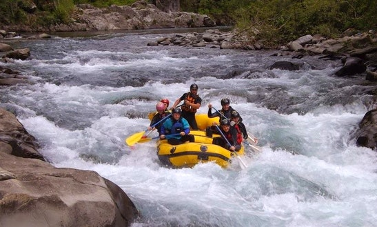 River Rafting In Lucca