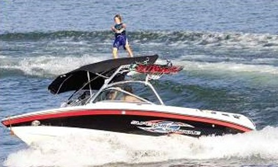 Professional Wakeboarding Boats In Domus De Maria, Italy