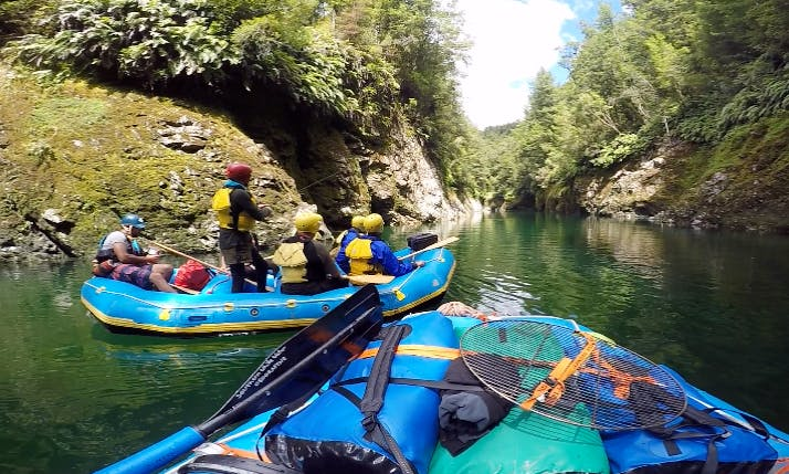 Rafting and Fishing Trips In Christchurch