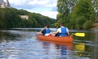 Canoe Rental In Saint-Pierre-de-Maillé