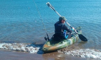 Hire Kayaks In Benburb