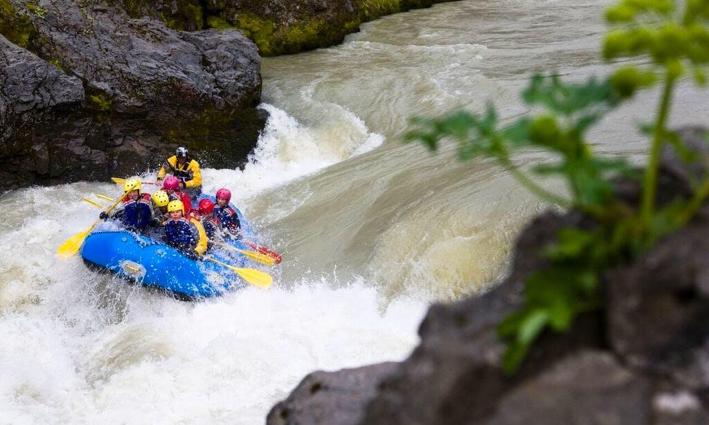 River fun - Rafting Trip from Reykjavík