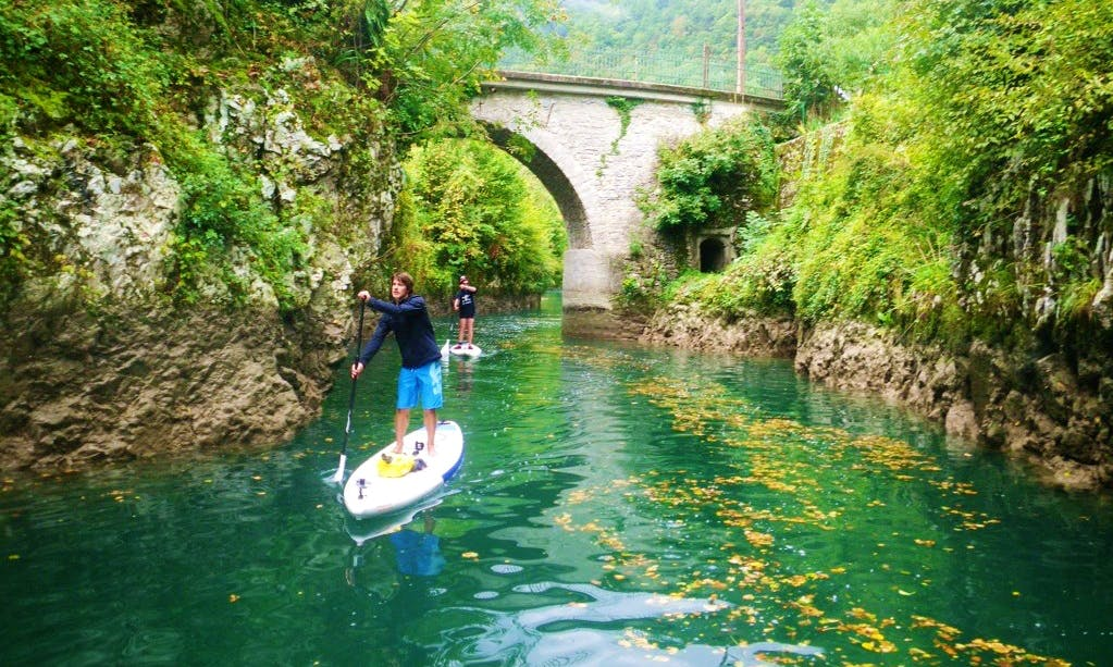 Paddleboard Tours in Ljubljana