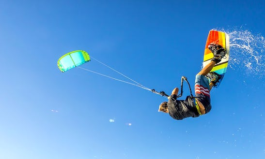 Kitesurfing Lessons In Kuta
