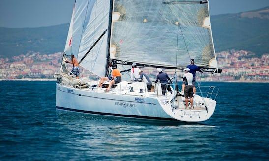 Elan 410 Racer Cruiser Monohull Charter In Nessebur