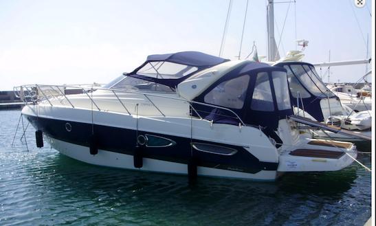 40 Ft. Open Cranchi Motor Yacht Charter In Nessebur