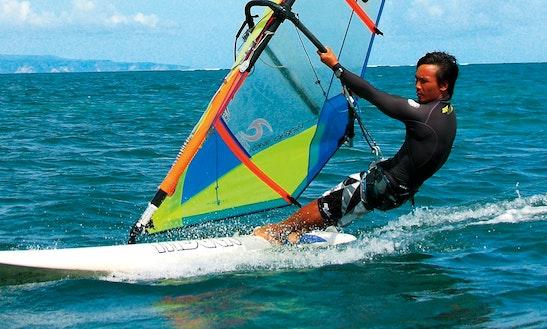Windsurfing Courses In Kuta