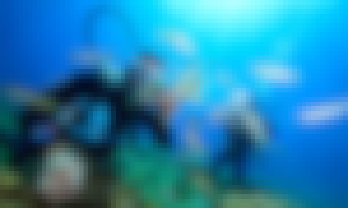 PADI Diving Courses in Kuta