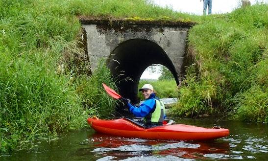 Single Kayak Rental In Parchowo