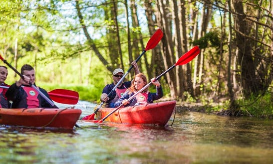 Canoe Rental In Parchowo