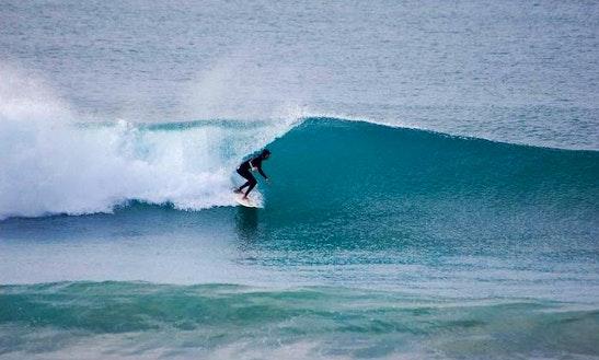 Surf In Costa Da Caparica