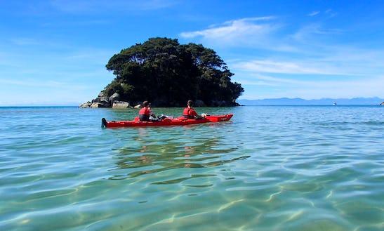 1 Day Kayak Rental In Abel Tasman