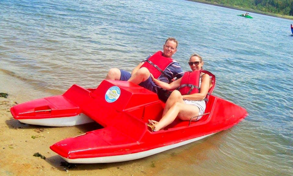 Paddle Boat in