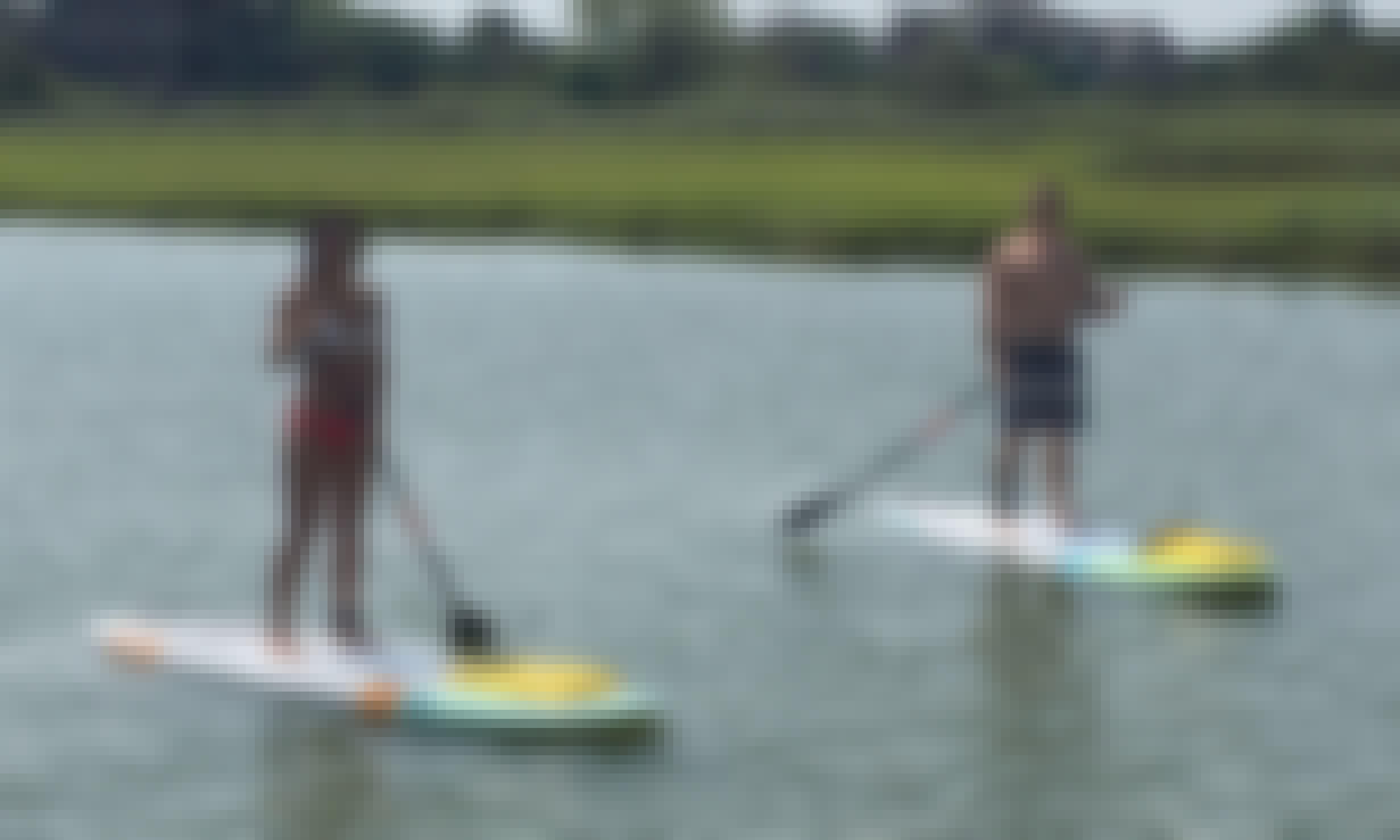 Stand Up Paddleboard Boat Excursions in Westhampton Beach