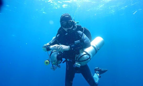Diving Trips In Burgas