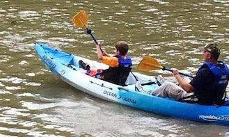 Kayak Rental & Trips in Washington Township, Ohio