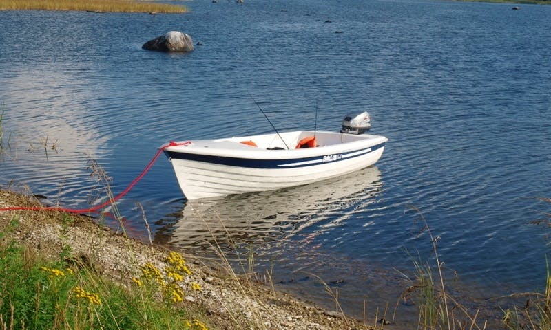 TERHI 440 Boat Fishing Trips in Tallinn