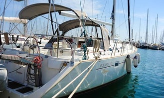 Beneteau Oceanis 473 Monohull Charter in Athens