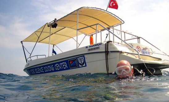 Diving Trips And Diving Courses In Çolaklı Belediyesi