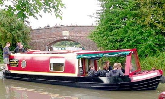 Hire Canal Boat