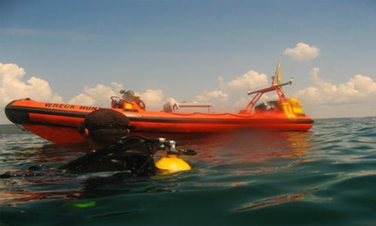 Boat Diving Trips In Varna - Bulgaria