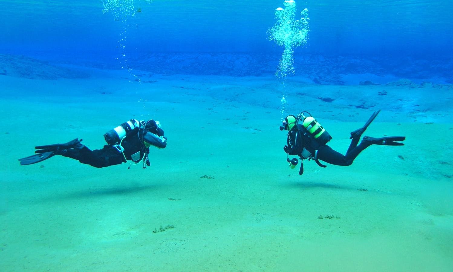 Diving Lessons in Tel Aviv-Yafo